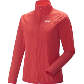 Millet LD LTK Airy Chaqueta Mujer, hibiscus
